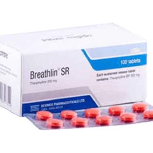 Breathlin SR - Tablet 200 mg Beximco
