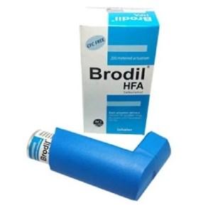 Brodil - Inhaler 200 metered doses( Beximco )