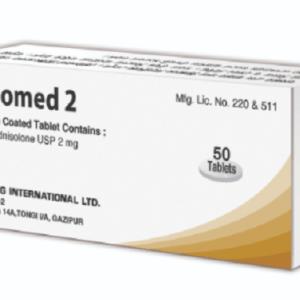 Depomed- Tablet 2 mg Drug International Ltd