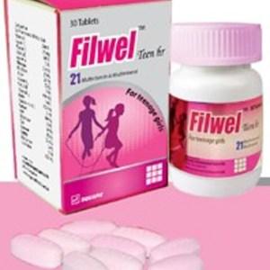 Filwel Teen Hr - Tablet (Square Pharmaceuticals Ltd)