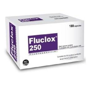 Fluclox- 250 mg Capsule( ACI )