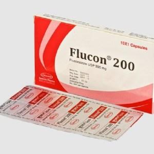 Flucon- 200 mg Tablet ( Opsonin )