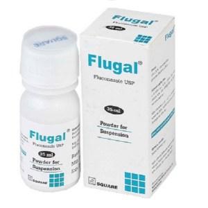 Flugal- Powder for Suspension 50 mg-5 ml - 35ml( Square )