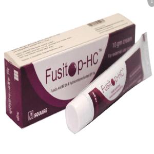 Fusitop-HC 10 gm cream square