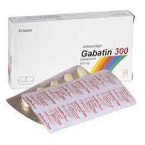 Gabatin Tablet Gabapentin 300 mg UniMed UniHealth