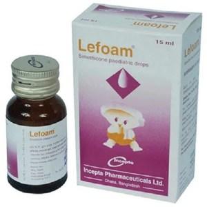 Lefoam- Pediatric Drops 15 ml ( Incepta )