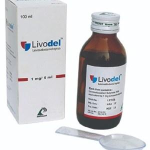 Livodel- Syrup 100ml (Popular Pharmaceuticals Ltd)