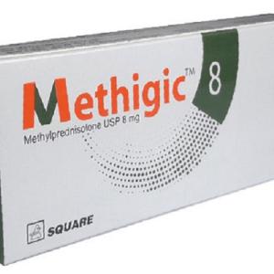 Methigic- Tablet 8 mg Square pharma