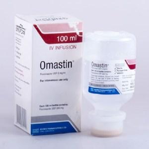 Omastin - IV Infusion 200 mg-100 ml - 100 ml( Beximco)