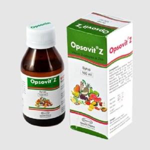 Opsovit Z- Syrup 100 ml ( Opsonin )