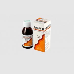 Opsovit ZI Syrup 100 ml Opsonin Pharma Ltd.