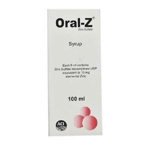 Oral-Z - Syrup 100 ml ( ACI )