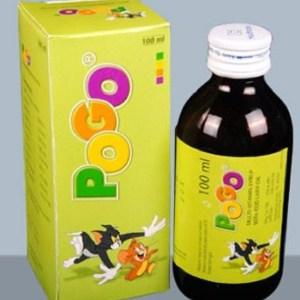 Pogo - Syrup 100 ml(Healthcare Pharmacuticals Ltd)