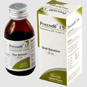 Precodil- Oral Solution 15 mg-5 ml 50 ml bottle( Opsonin )