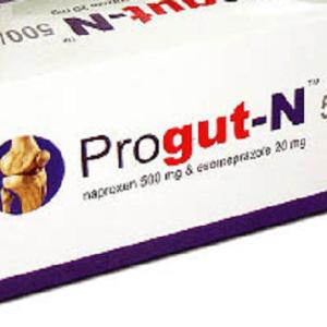 Progut-N- Tablet 500 mg+20 mg popular pharma