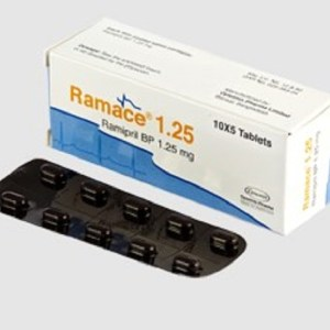 Ramace - 1.25 mg Tablet( Opsonin )