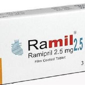 Ramil - 2.5 mg Tablet( Popular )