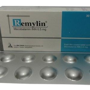 Remylin- 500 mcg Tablet(Ibn-Sina Pharmaceuticals Ltd)