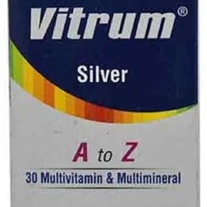 Vitrum Silver - Tablet (Eskayef Bangladesh Ltd)