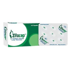 Zifocap - Capsule (Timed Release) 50 mg+0.50 mg+61.80 mg ( Nuvista )