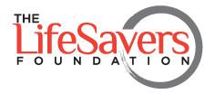 LifeSavers Foundation logo