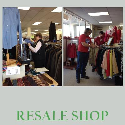 LifeSavers resale shop