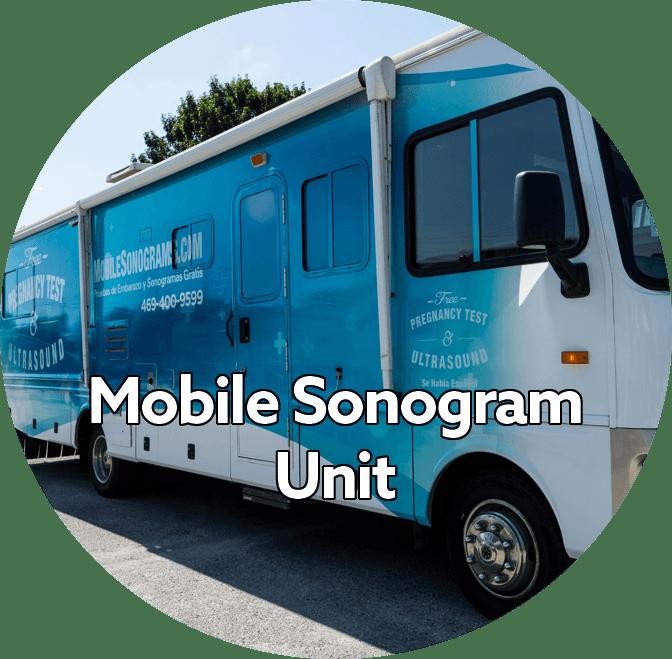Mobile Sonogram Unit