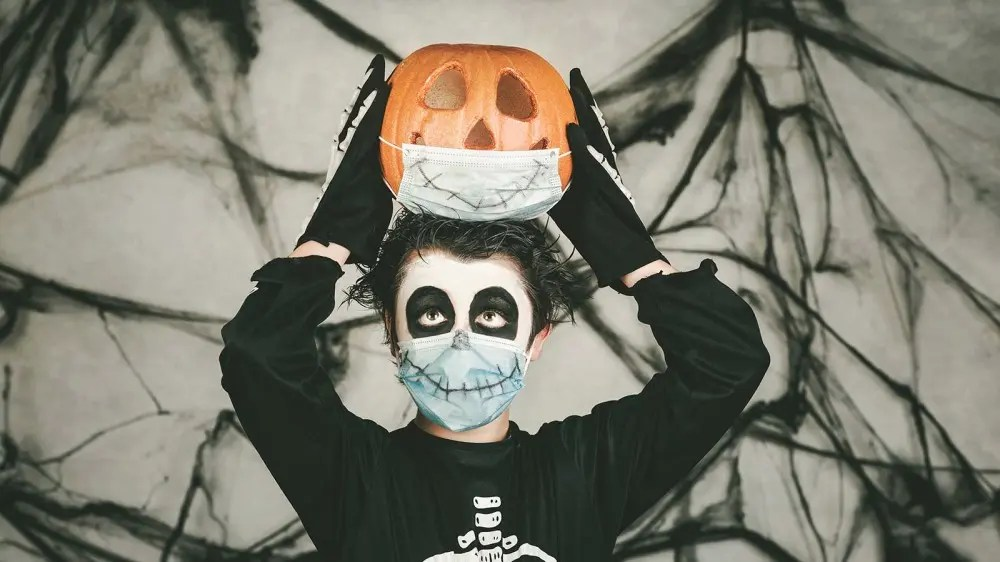 While we receive compensation when you click links to partners, they do not influence our content. 10 Halloween Costume Ideas that Work with COVID-19 Masks - LifeSavvy
