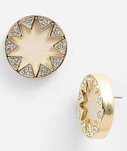 House of Harlow Pave Stud