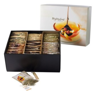 Might Leaf Tea Sampler $42