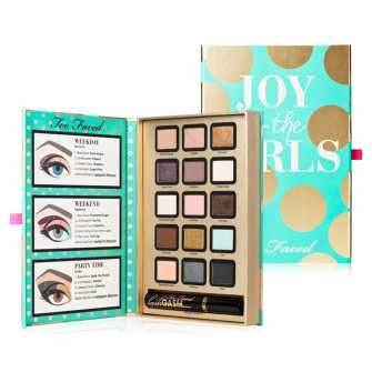Too Faced Joy to the Girls $46