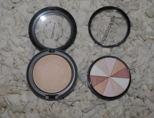 MAC Mineralized Powder, Smashbox Baked Stardust