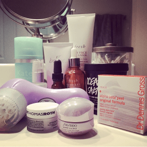 Skin Care Product Overload!!  What To Use & When?