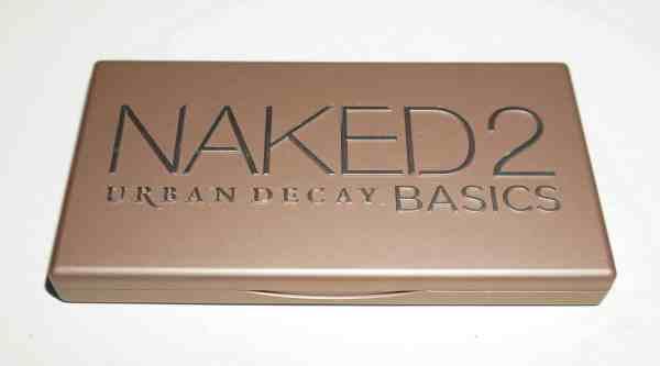 urban decay naked2 basics palette
