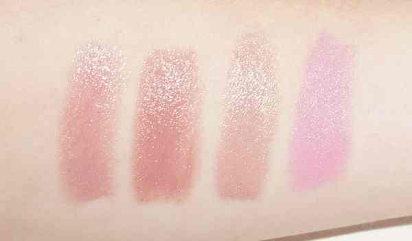 nude/pink lipstick
