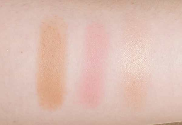 tarte pinkpave princess swatch