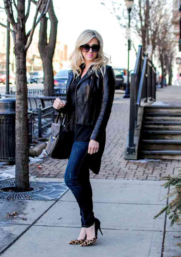 easy chic, dressy casual spring fashion