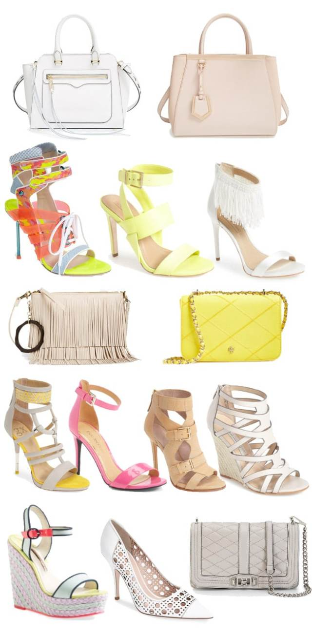 best spring bags and shoes