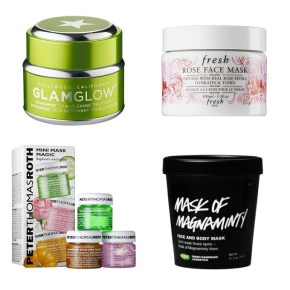 My Favorite Facial Masks