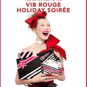 Sephora VIB Rouge Shopping Event