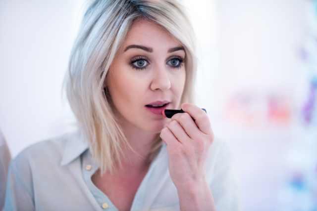 buxom guilty angel lipstick