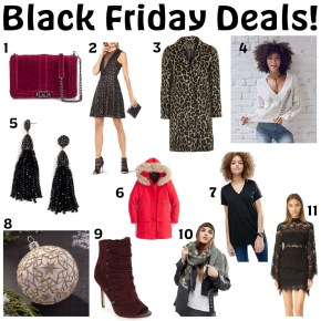 Black Friday DEALS!!!