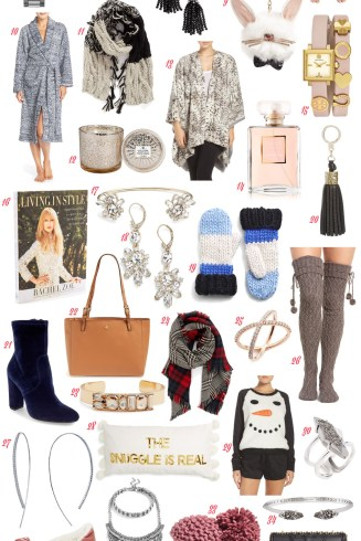Holiday Gift Guide :: For Her!