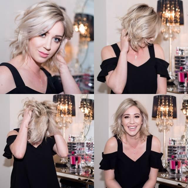 Rachel barkules hair