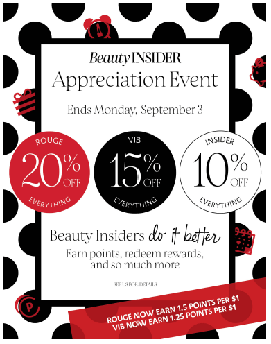 sephora beauty insider 2018