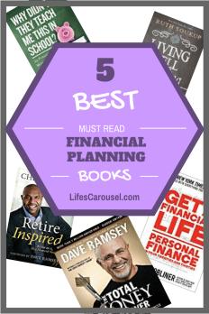 5 Best Financial Planning Books