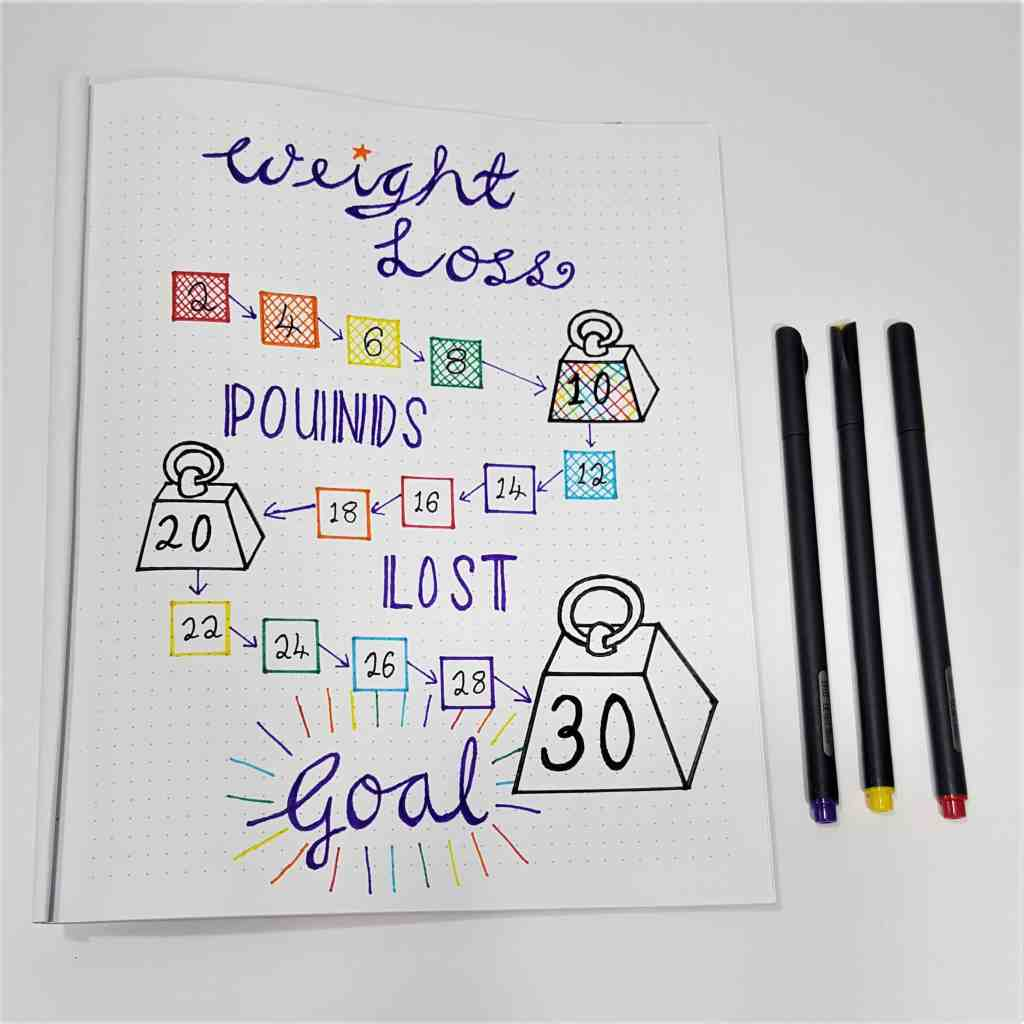 weight loss track