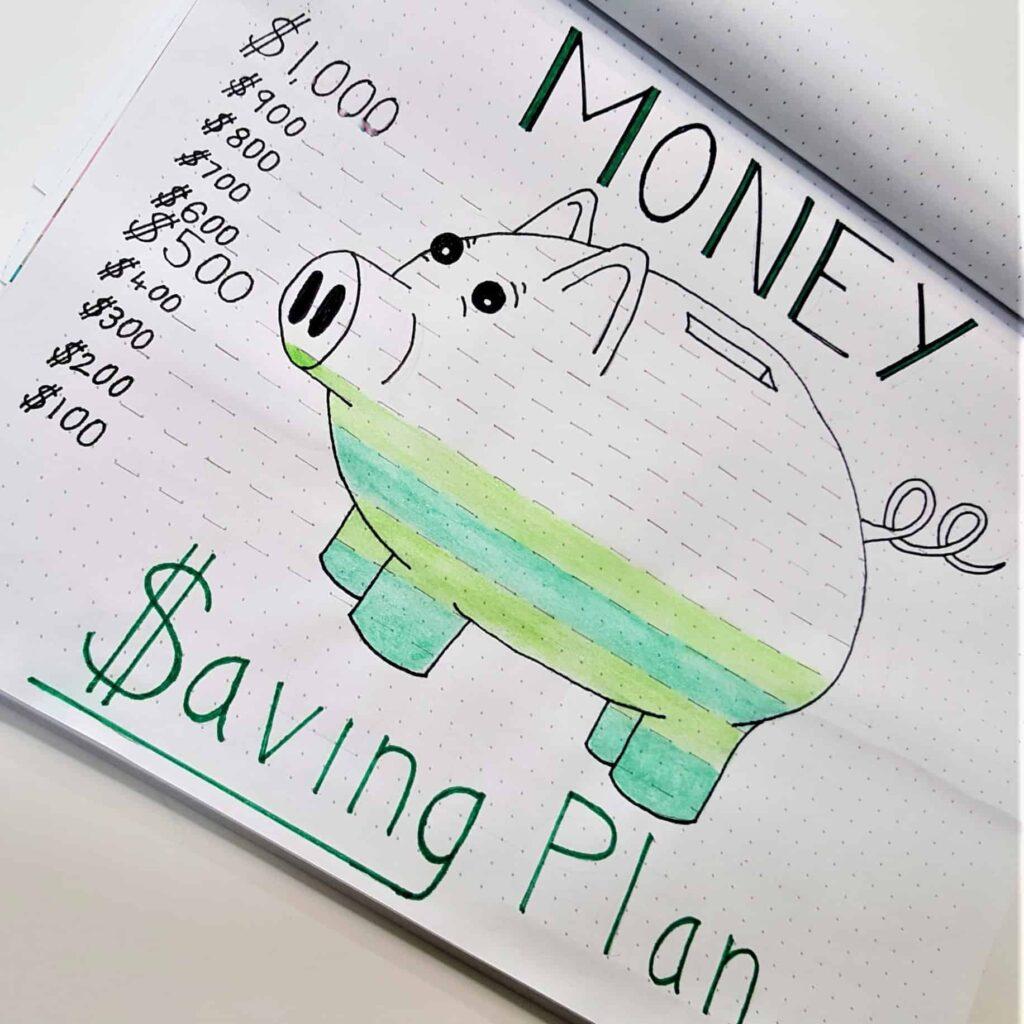 awesome bullet journal budget layout ideas  u22c6 life u0026 39 s carousel