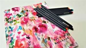Cheap Bullet Journal Supplies | Starting a bullet journal when you are on a budget. How to find bullet journal and planner supplies for not much money. Discount supplies!