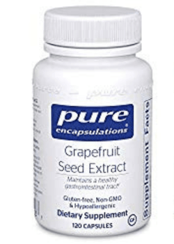 Grapefruit See Extract - Natural Antibiotic